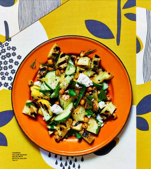 GFF Summer 2015 Issue  Photographer: Chelsea McNamara  Food Styling: Victoria Granof