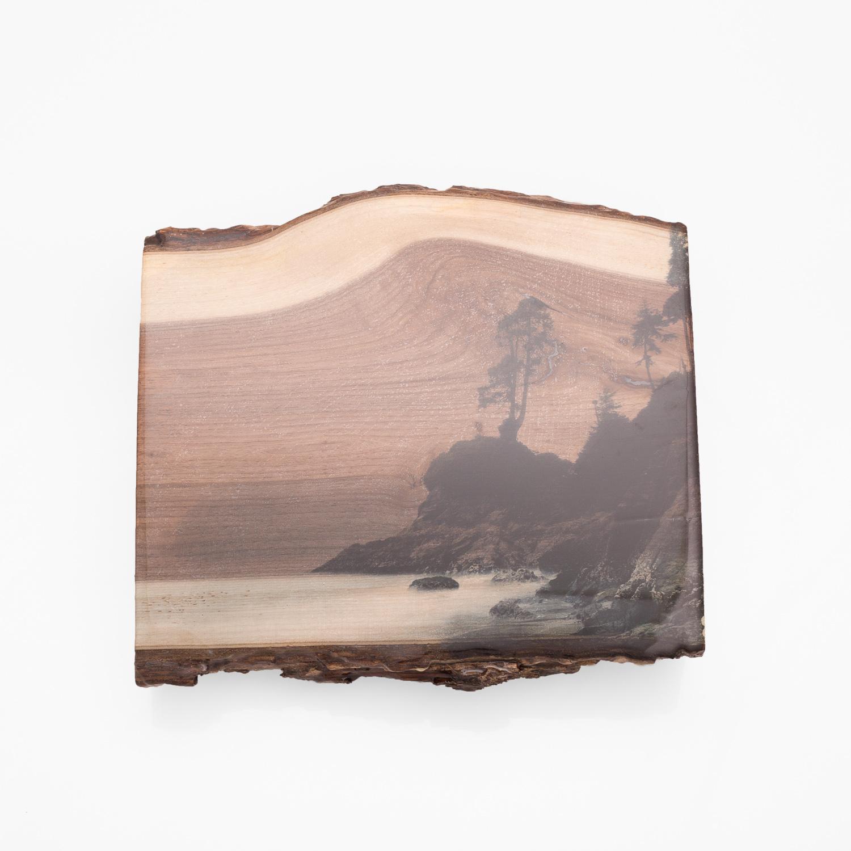 Tofino Beach, Sunrise - One of a Kind - Woodprint