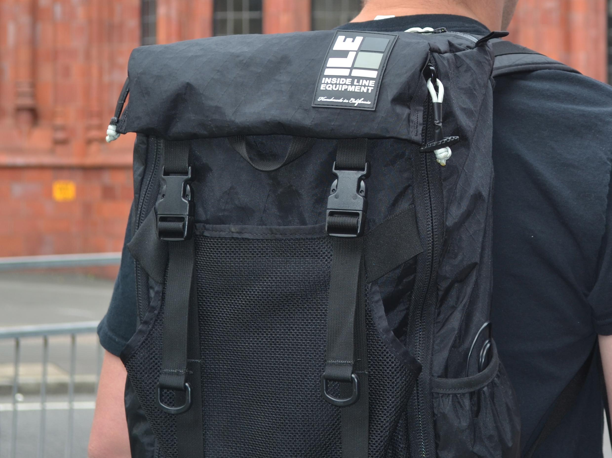 ILE Race Day Bag
