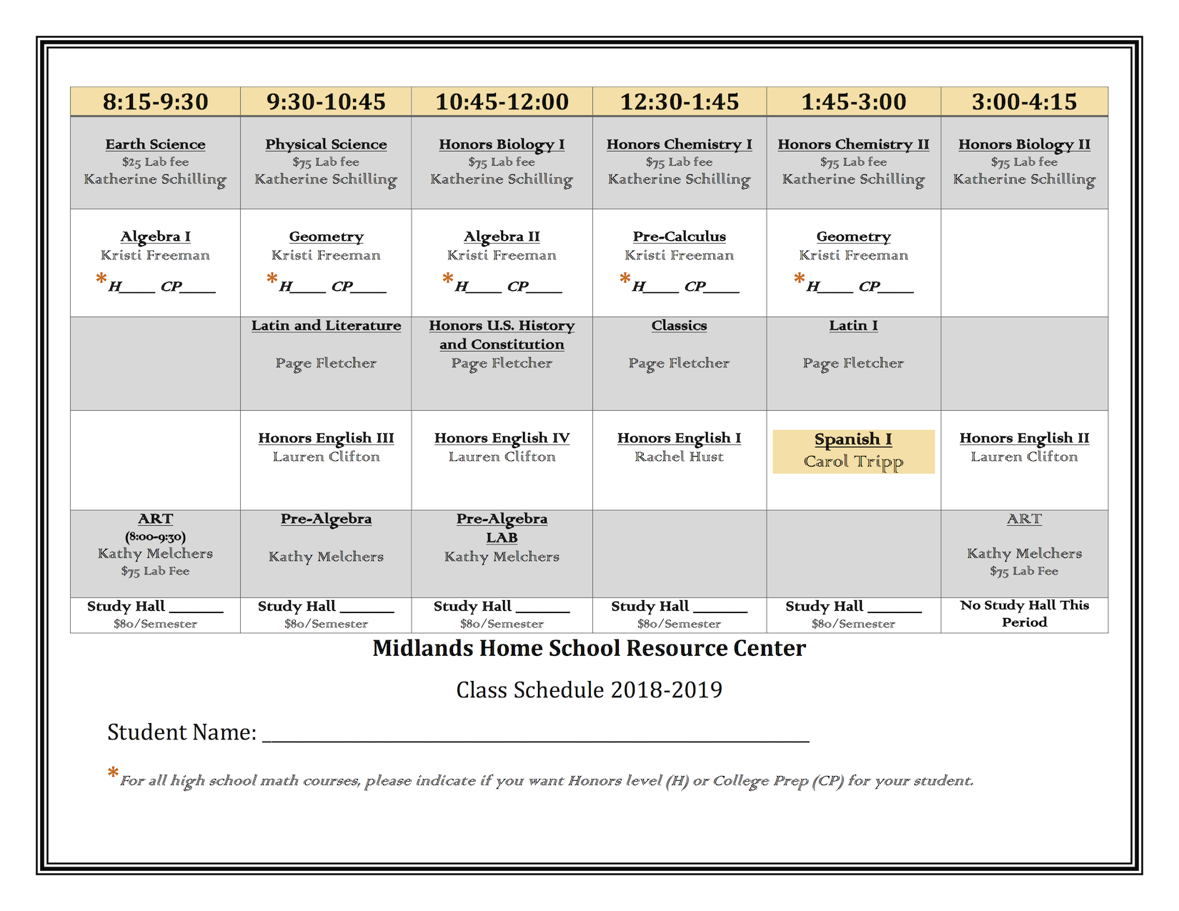 2018-2019 Class Schedule.png