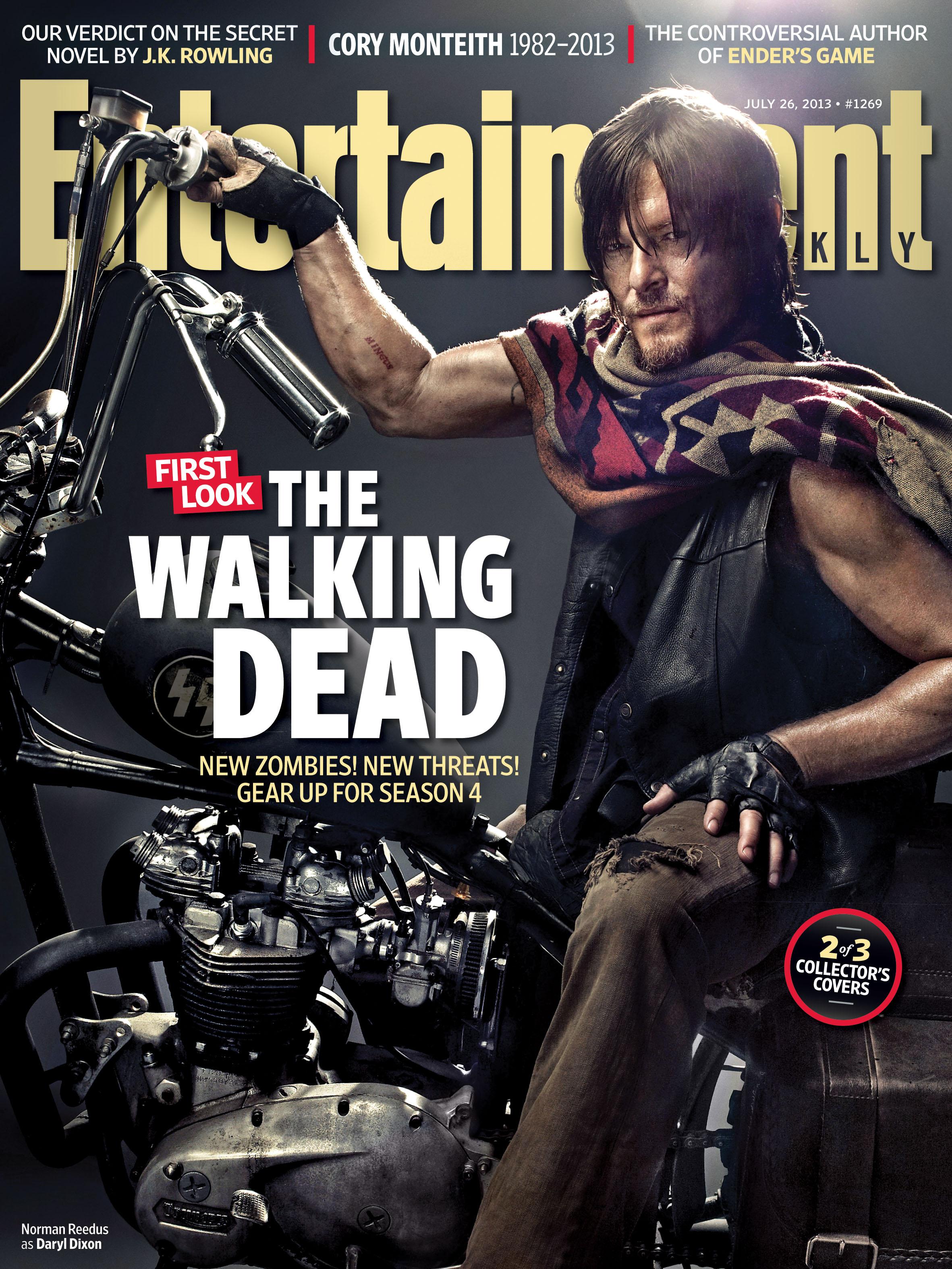 Norman Reedus for Walking Dead