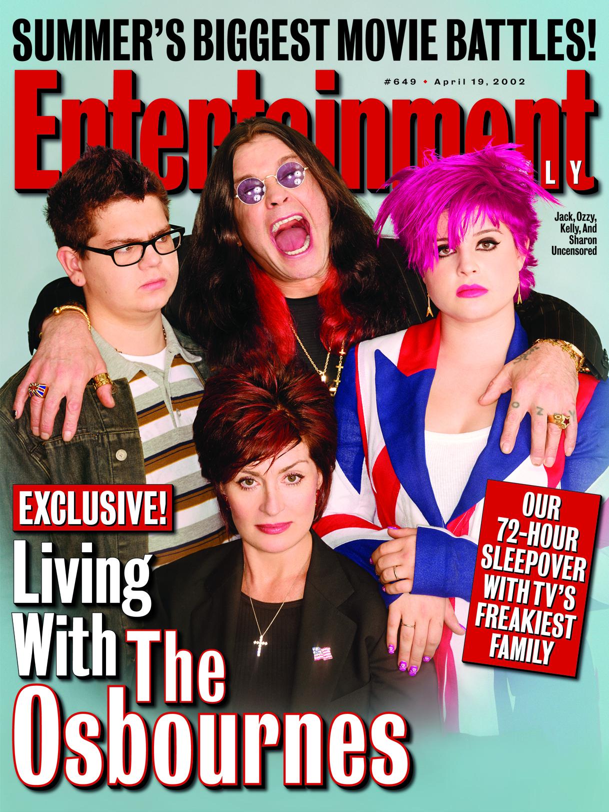 The Osbourne Family