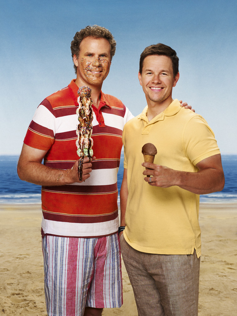 Will Ferrell and Mark Wahlberg