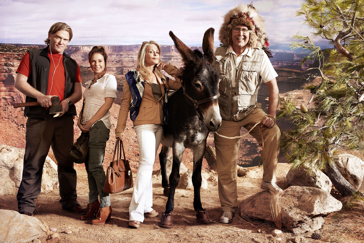 The Cast of National Lampoon's Vacation