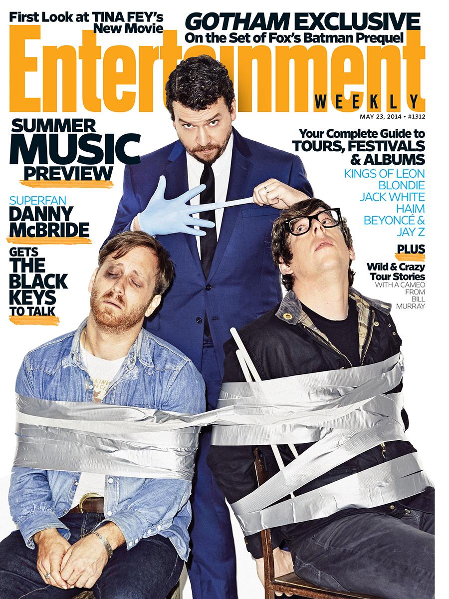 The Black Keys and Danny McBride