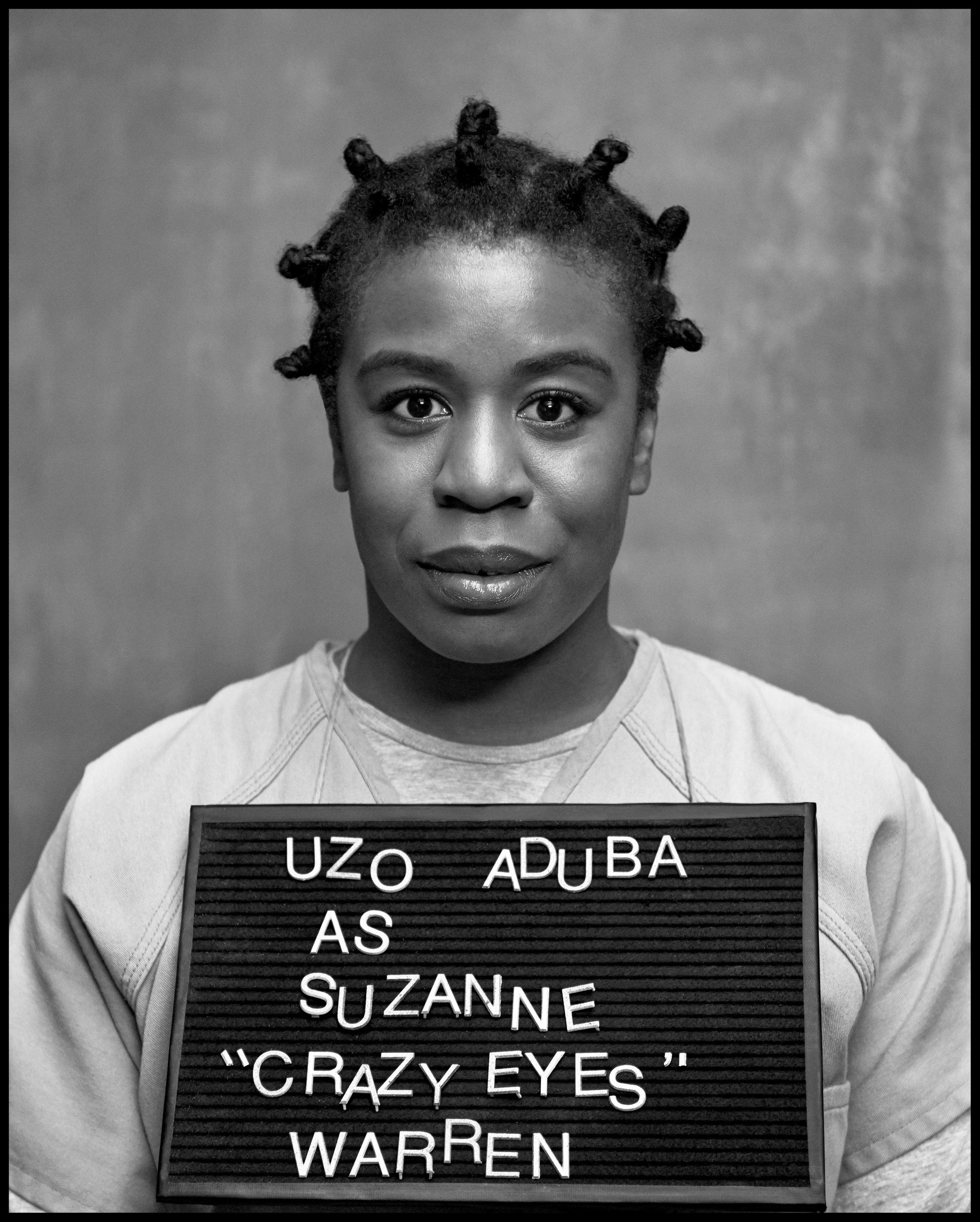 Uzo Aduba for Orange Is The New Black