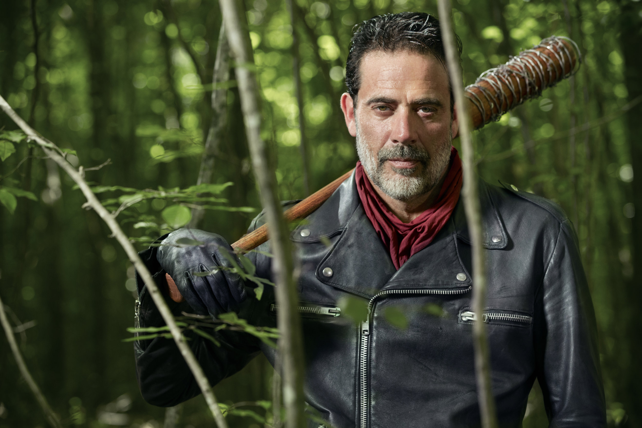 Jeffrey Dean Morgan for Walking Dead