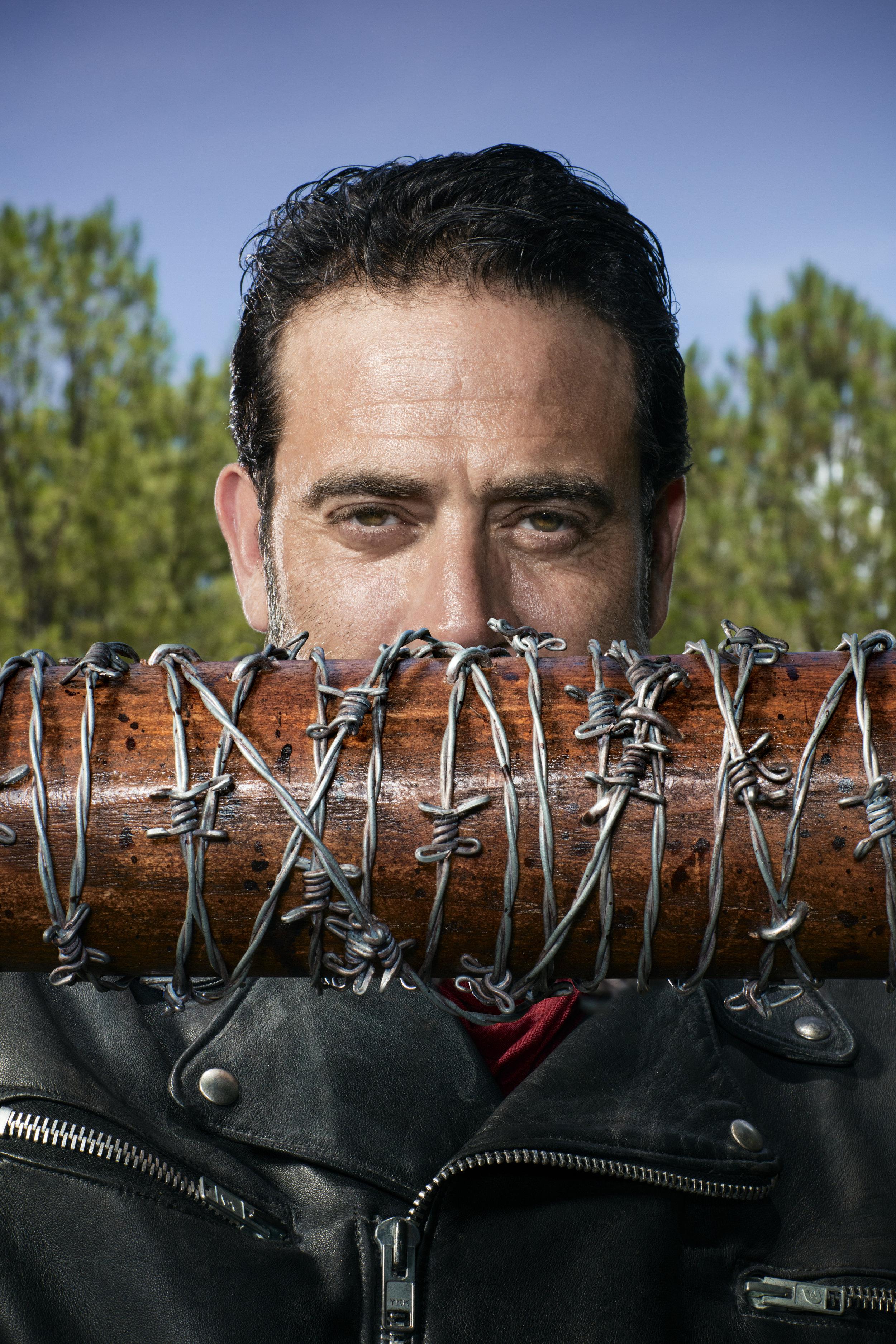 Jeffrey Dean Morgan for Walking Dead