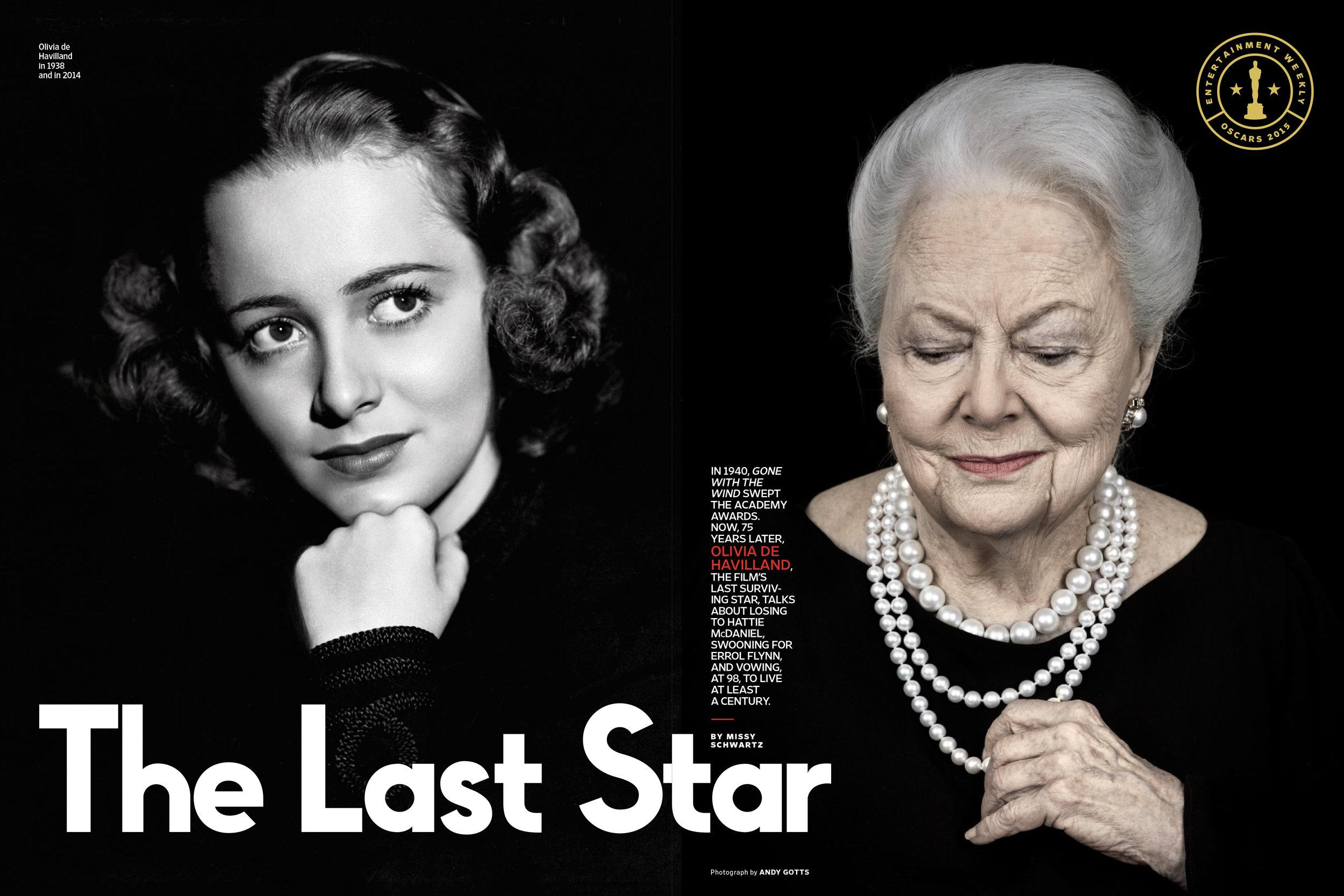 Olivia De Havilland Feature