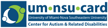 UM-NSU CARD VINE - CARD Virtual Interactive Network for Education webinars on a variety of topics (including assistive technology) related to autism spectrum disorders (free)