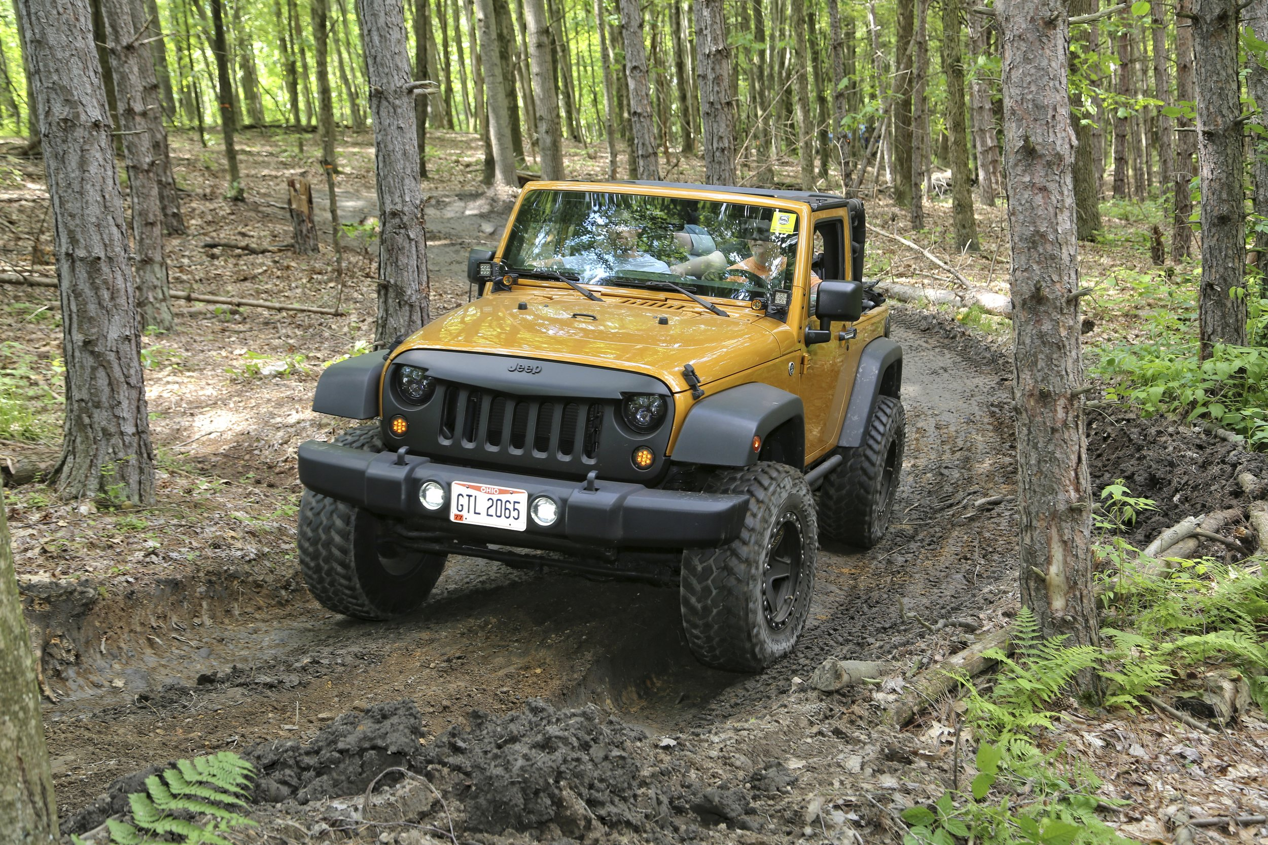 Register Your Jeep On Site At The Festival Bantam