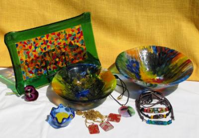 Caldera Glass