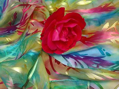Karen Nelson Silk Art Studio