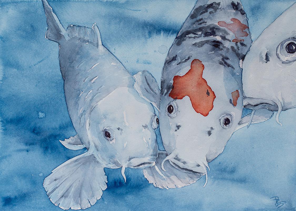 D'Ann Sherstone  Watercolour