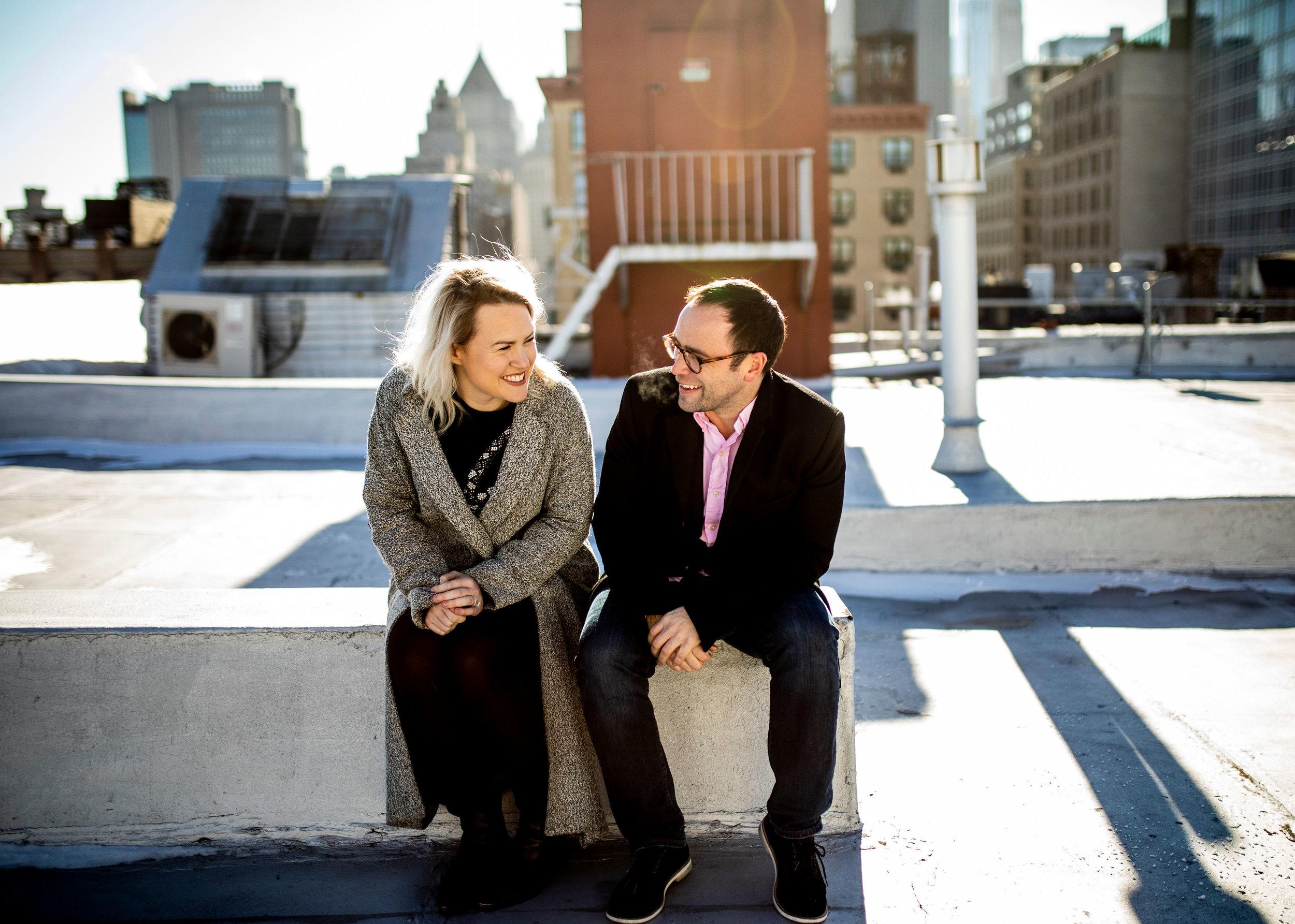 Heart and Soul: CEO Mae Karwowski and CTO Max Domain