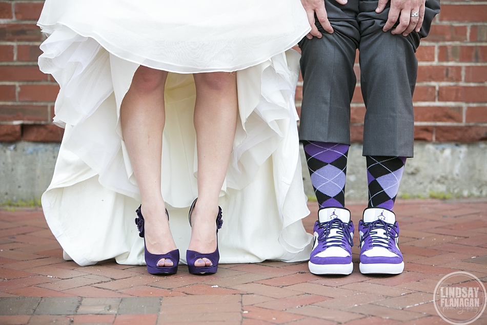 Portsmouth_NH_Wedding_Summer_100Club_Purple_Shoes_Sneakers_13.JPG