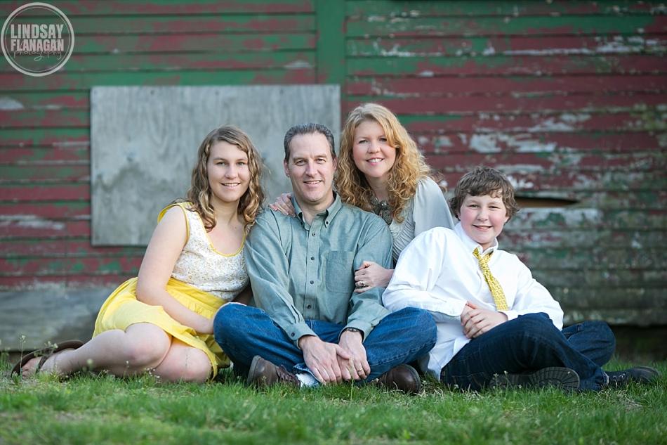 New Hampshire Family Portrait Photographer