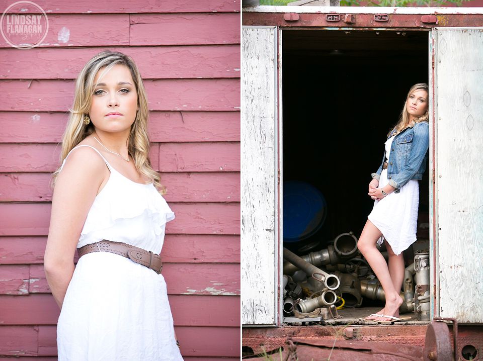 Londonderry New Hampshire Senior Portrait