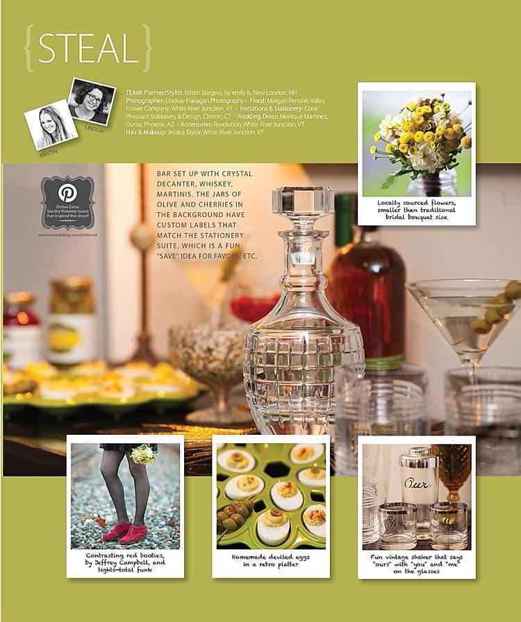 Seacoast Weddings Magazine 2013 Page 1