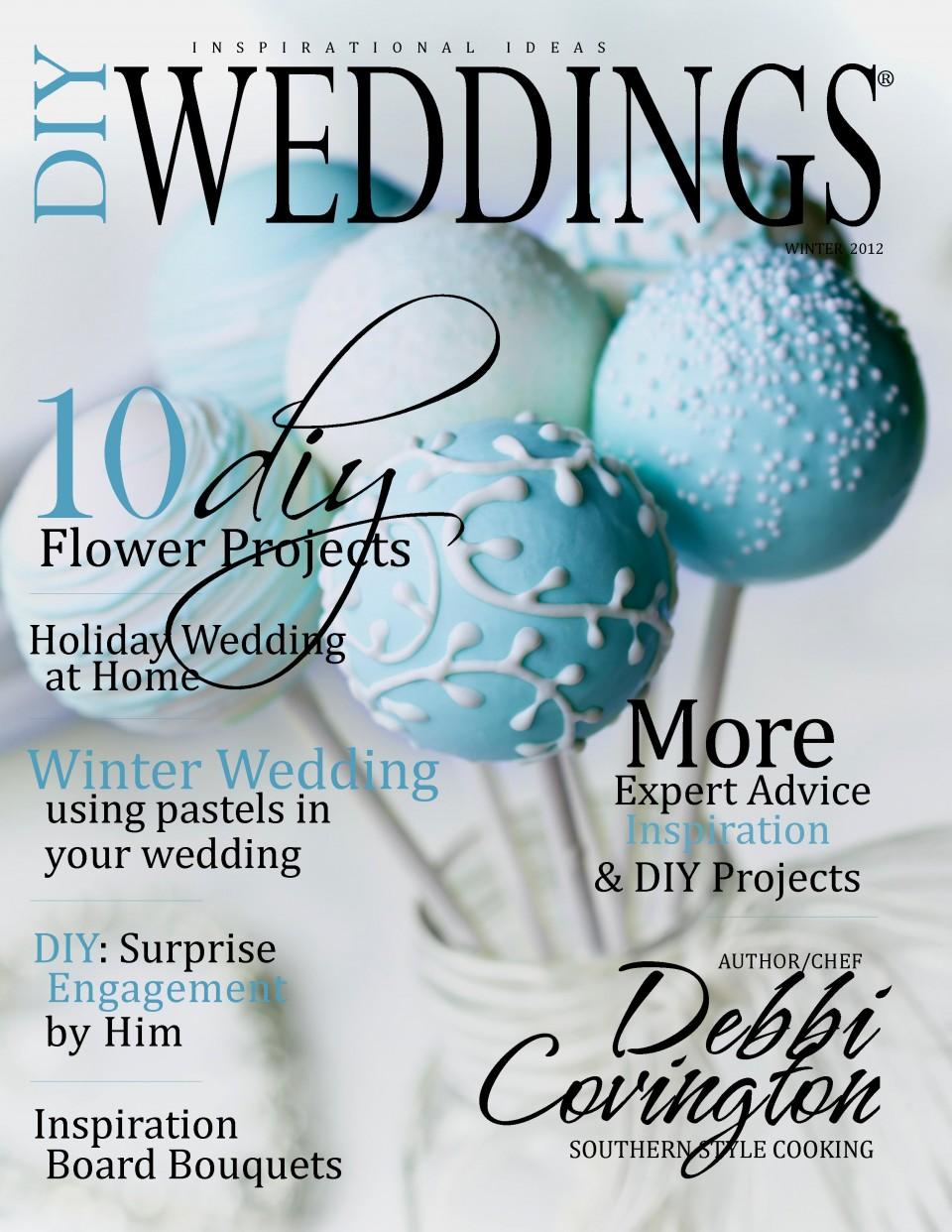 DIY Weddings Cover