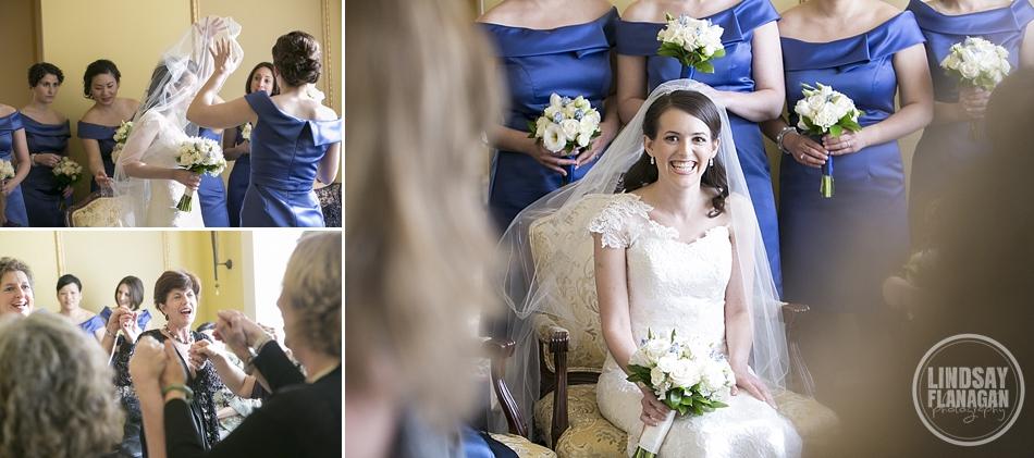 Bride tisch at wedding