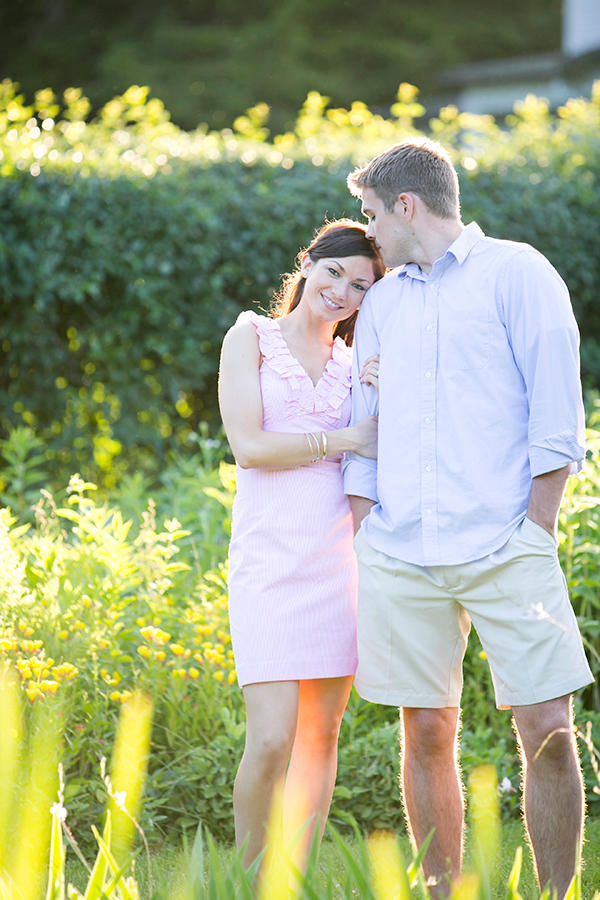Massachusetts Farm Engagement Session