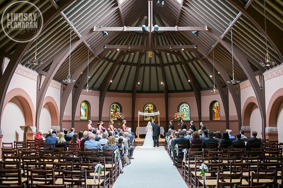 Rollins Chapel Dartmouth CollegeHanover New Hampshire Wedding Ceremony
