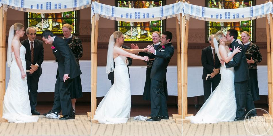Hanover New Hampshire Church Wedding Ceremony