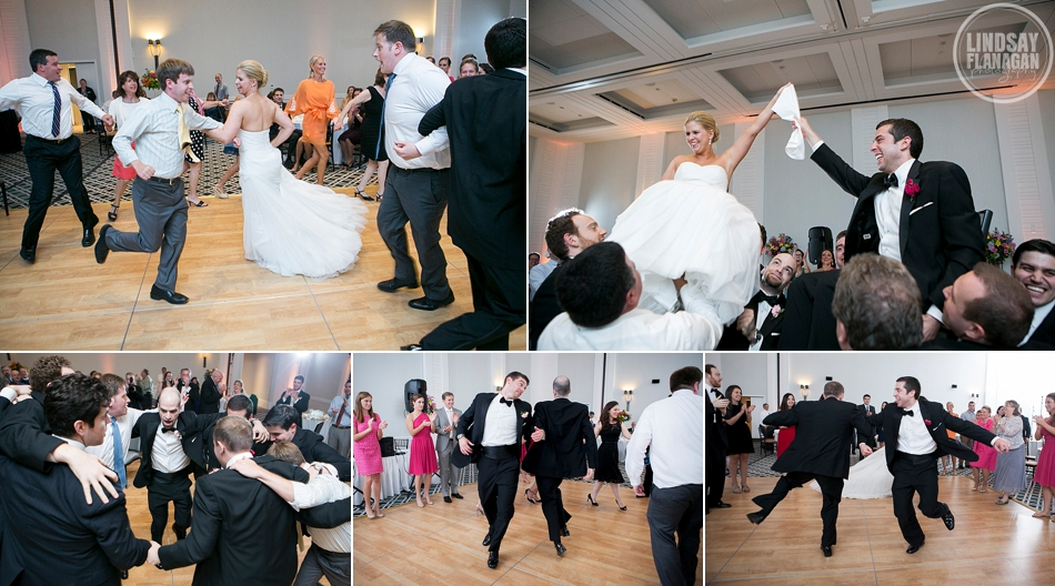 Hanover Inn New Hampshire Wedding Hora Dancing
