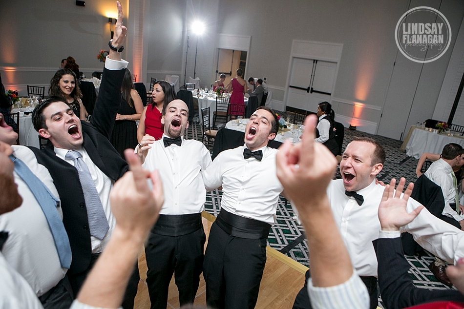 Hanover Inn New Hampshire Wedding Dance Floor