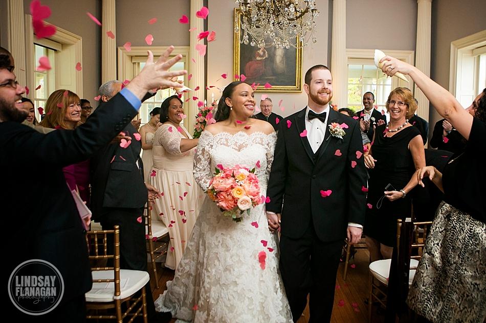 Lyman-Estate-Wedding-Ceremony-Recessional