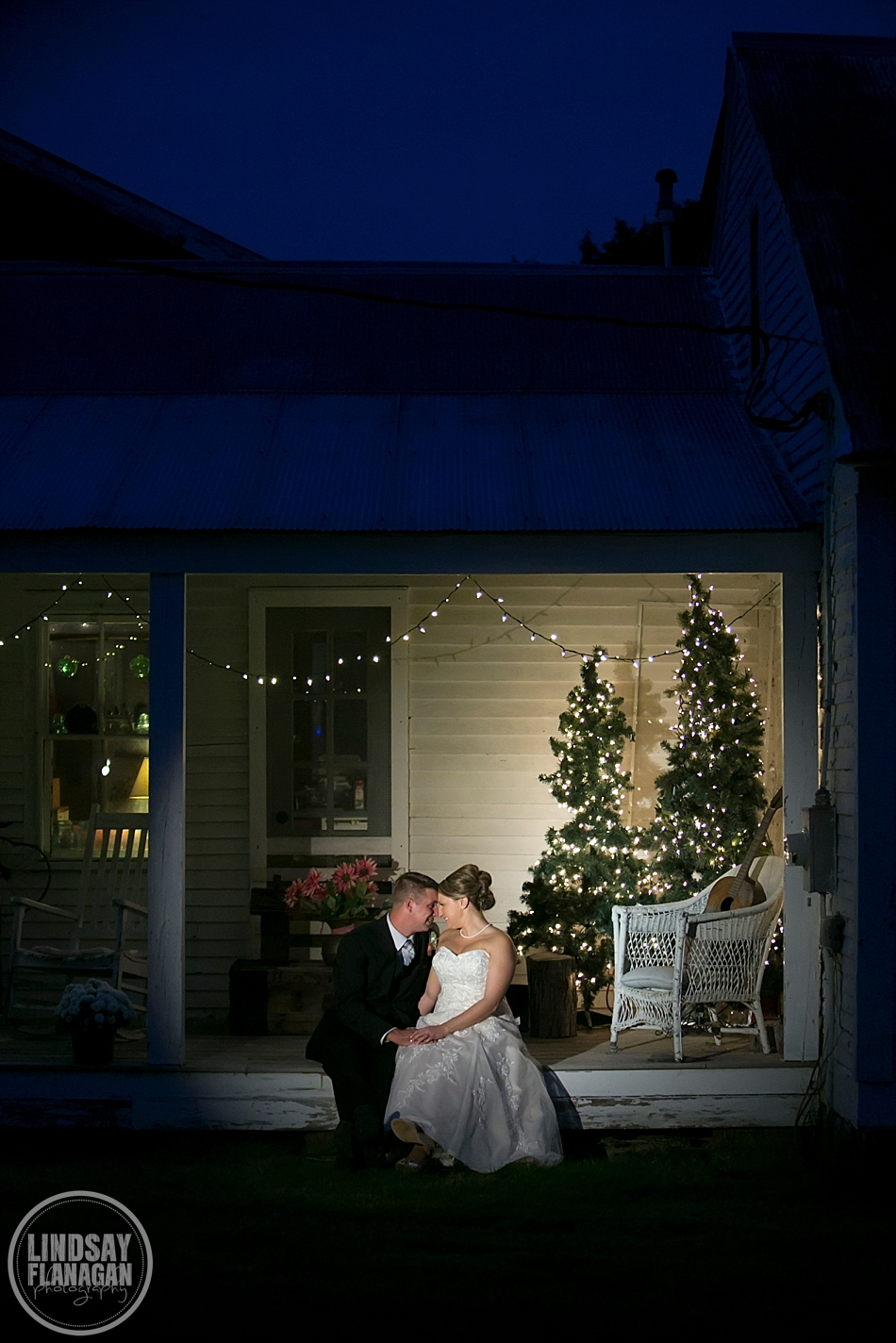 Stone-Mountain-Arts-Center-Maine-Wedding-Bride-Groom-Portrait