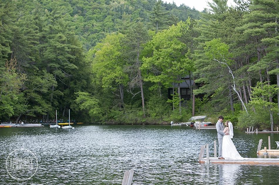 Rockywold-Deephaven-Camp-Wedding-Bride-Groom-Portrait-Lake