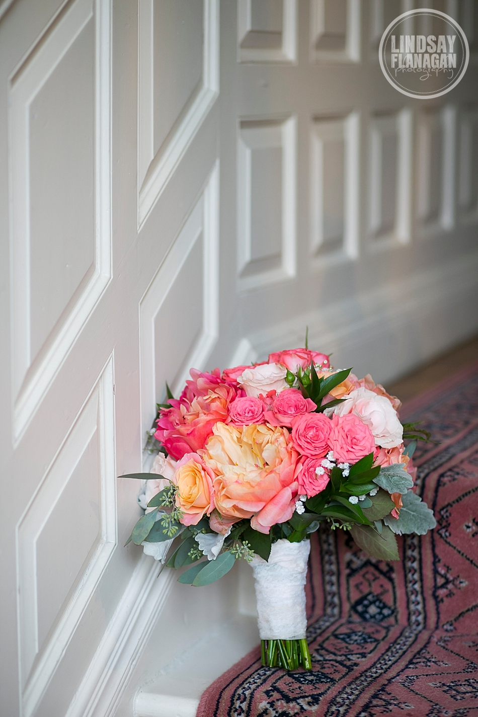 Lauren and Chris' Lyman Estate Massachusetts Wedding | Flowers by  Bella Floral Design