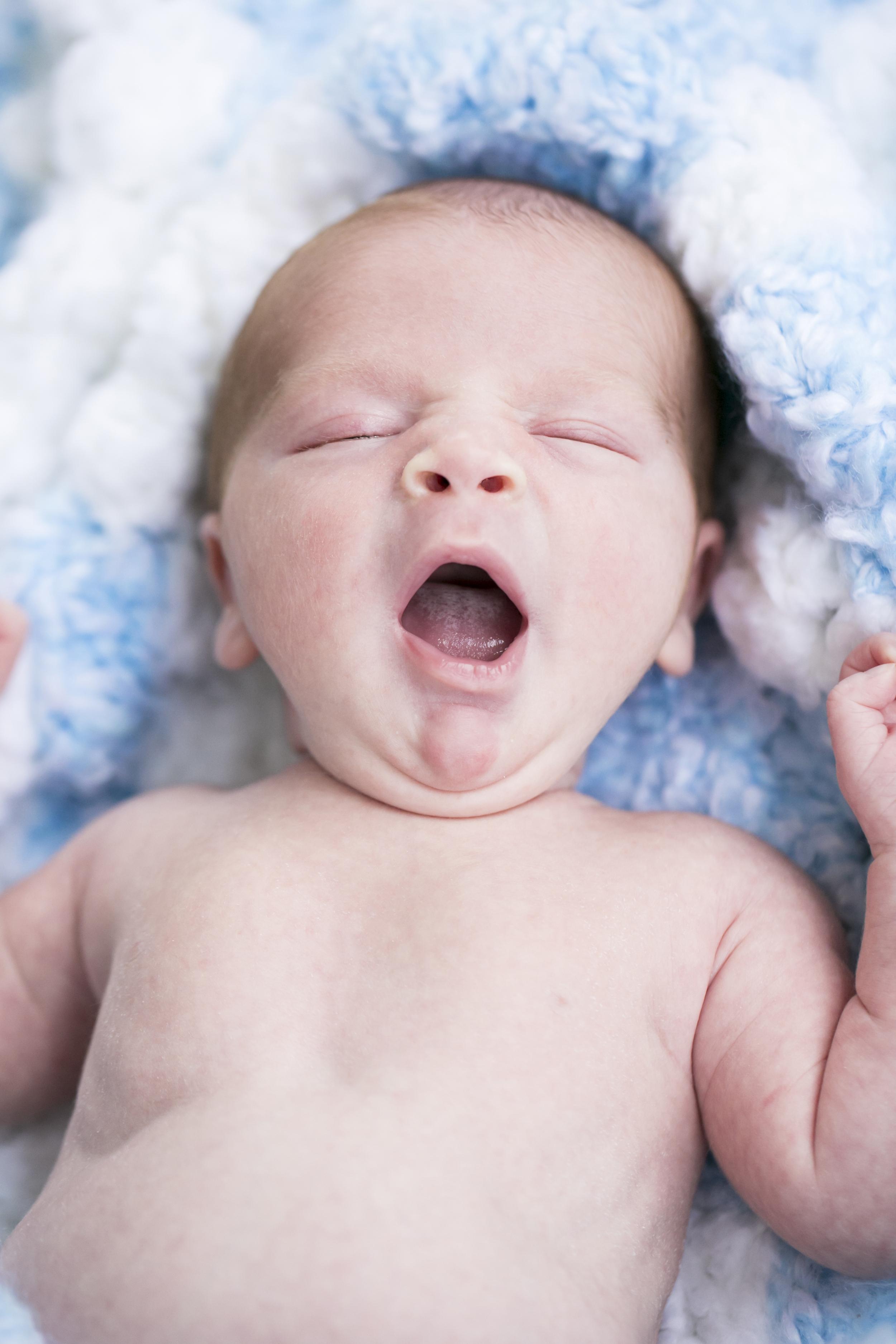 Lifestyle Newborn Baby Photography Massachusetts New Hampshire
