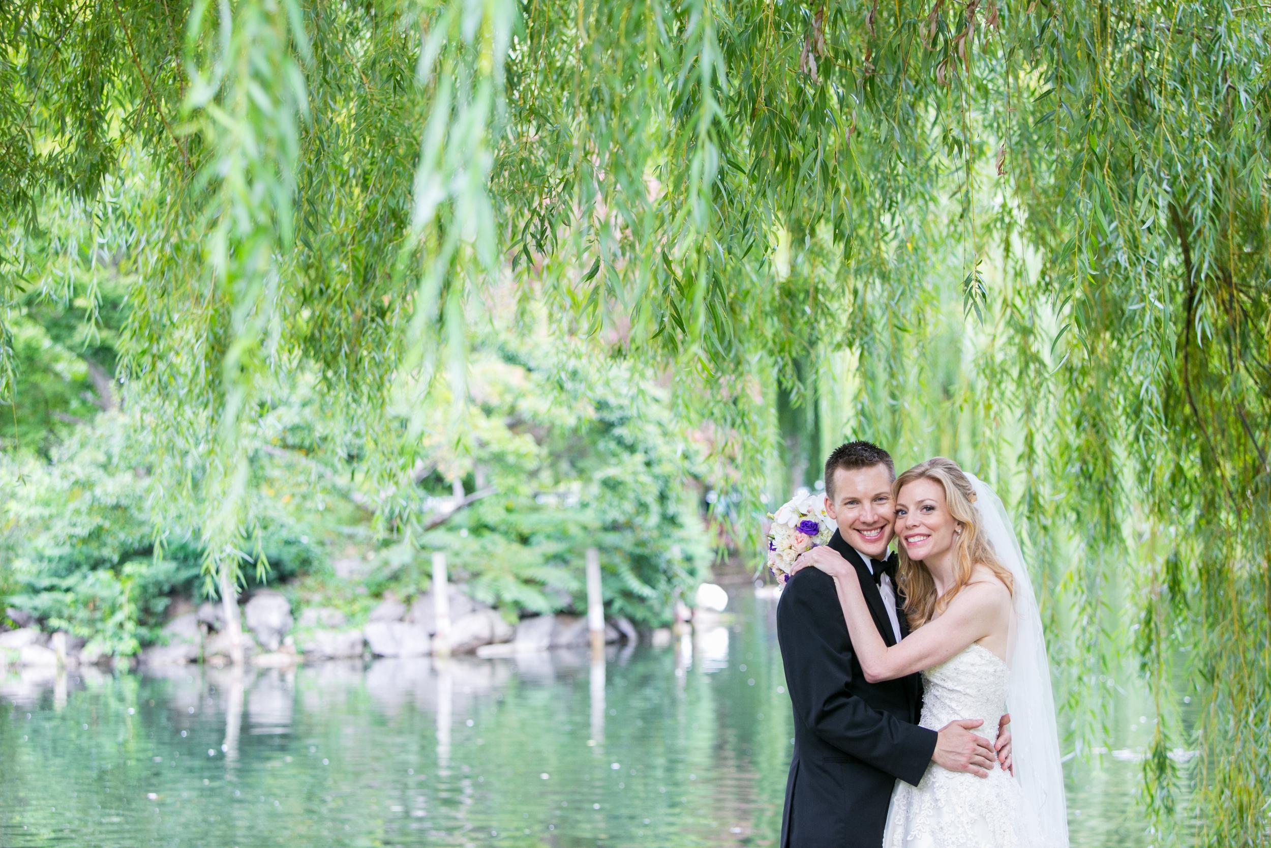 Boston City Taj Hotel Public Garden Wedding