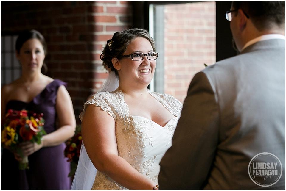 The Rivermill at Dover Landing October New Hampshire Wedding by Lindsay Flanagan | www.lindsayflanagan.com