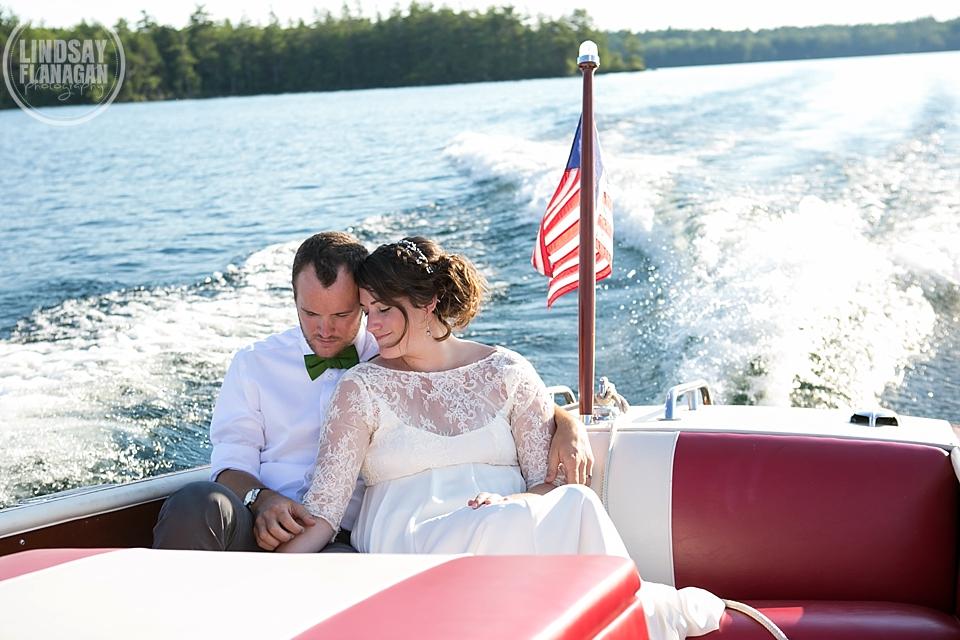 Church Island and Partridge Rock Rustic New Hampshire wedding by Lindsay Flanagan Photography | www.lindsayflanagan.com
