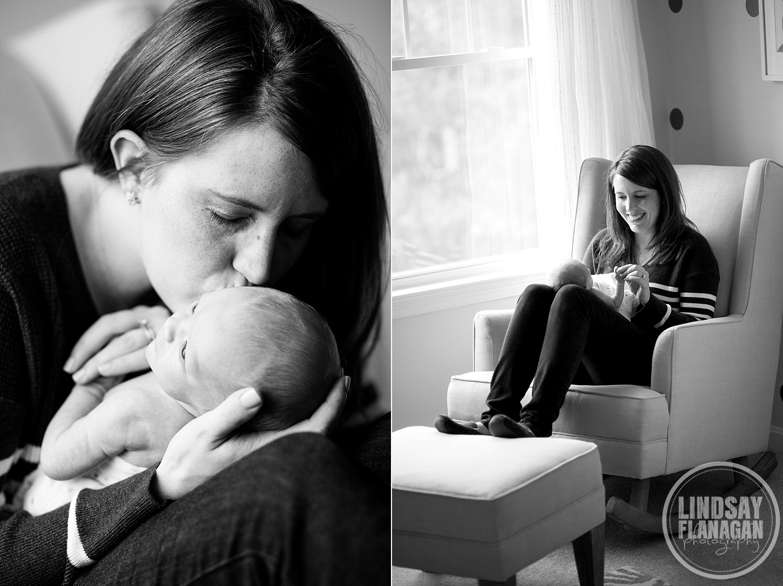 Newborn Baby Lifestyle Documentary Photographer Massachusetts