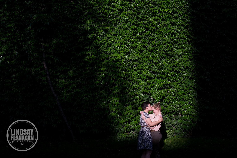 Same Sex Engagement Photographer Boston Massachusetts