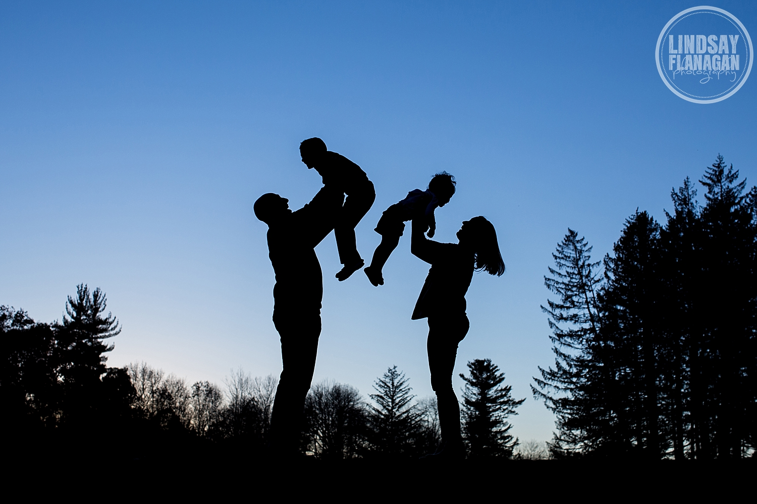 Windham-New-Hampshire-Family-Portrait-Silhouette-Photographer