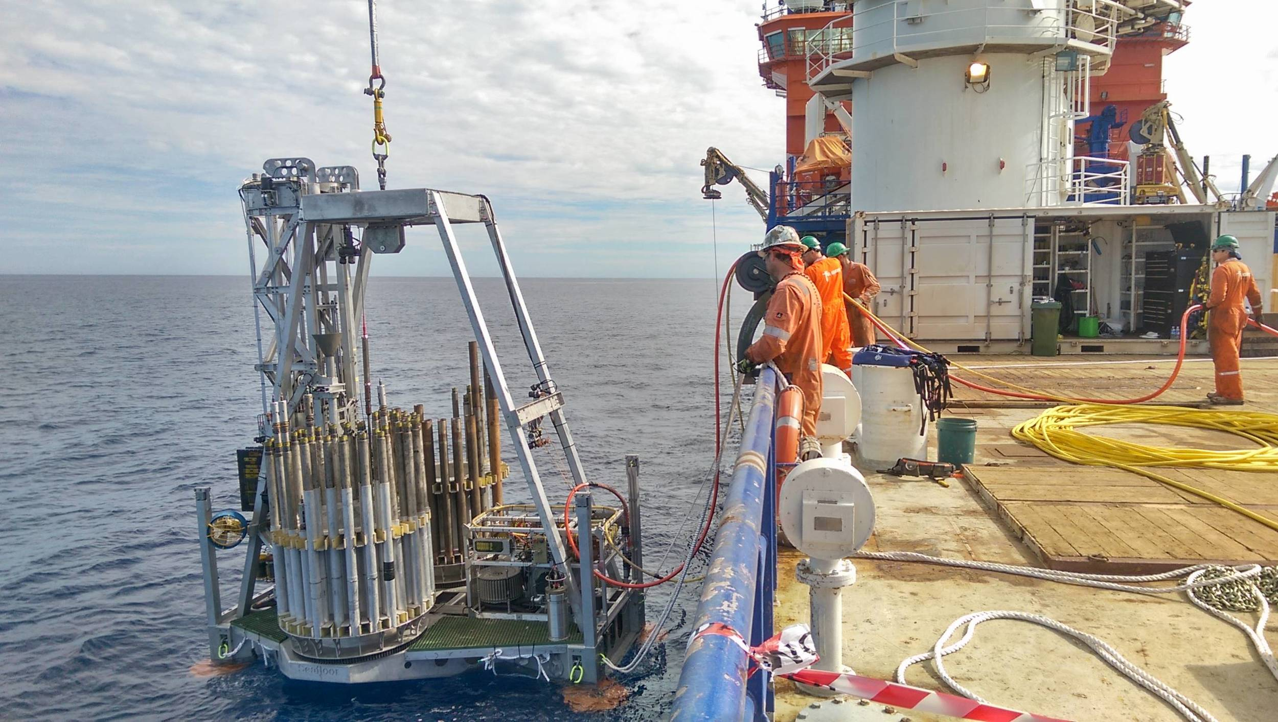 MARL SubSea Drill