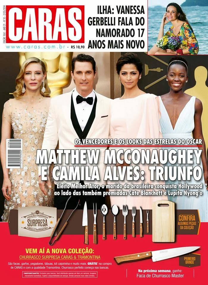"Leading Brazilian magazine CARAS, showcases ""Tree of Life"" project"