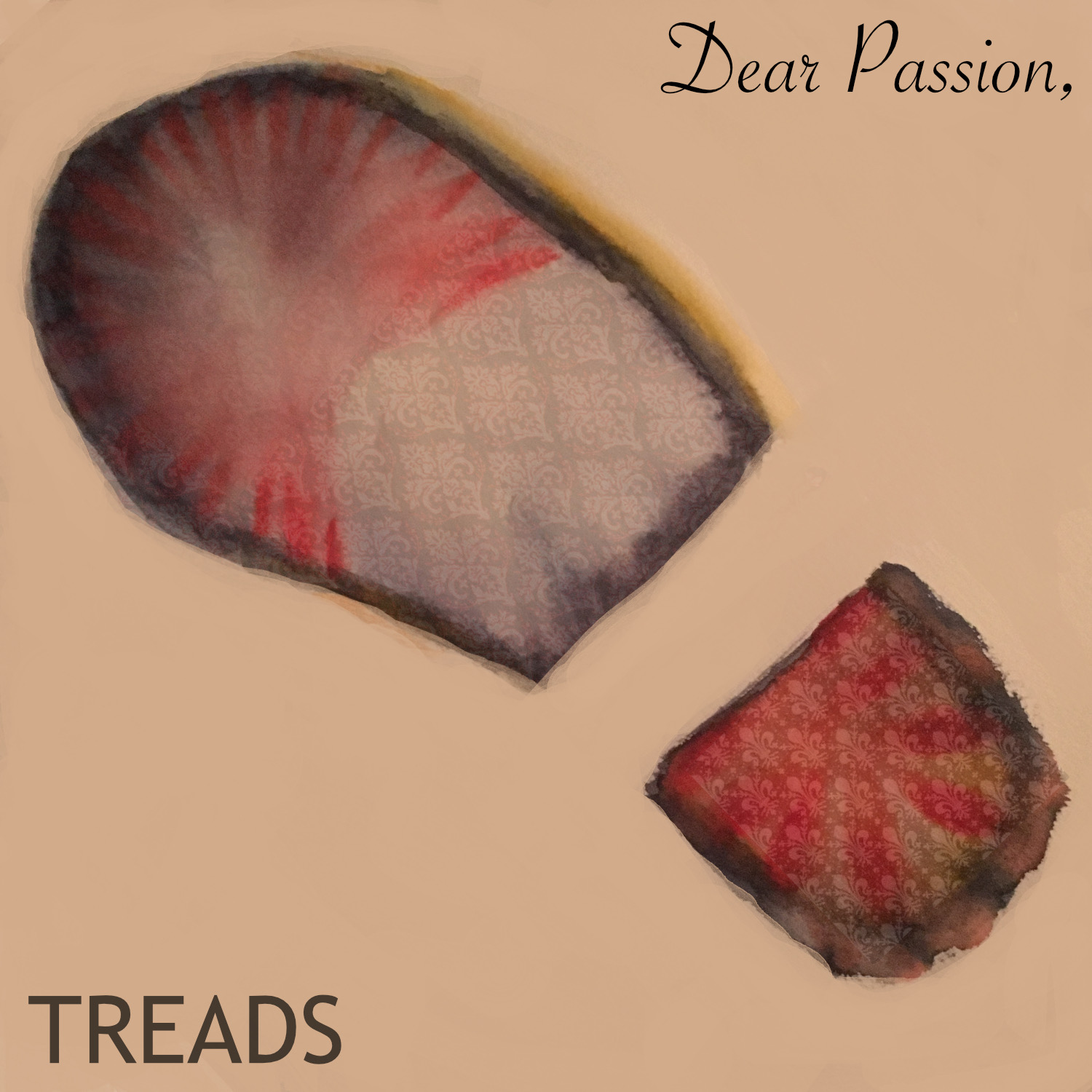 Dear Passions Album Art EP2