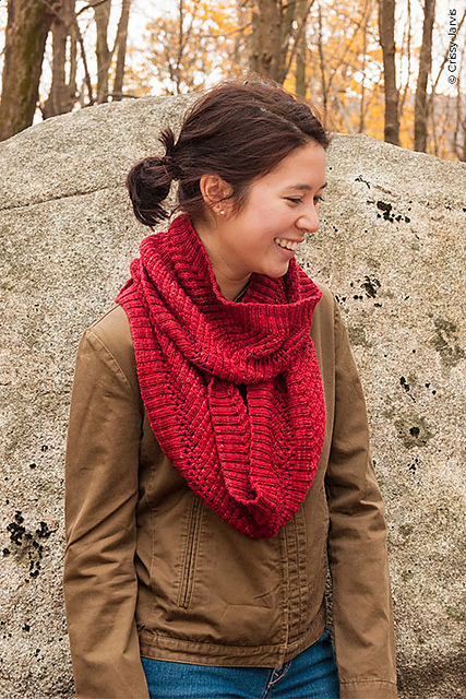 Tupelo cowls from Twist Collective Winter 2014 Image © Crissy Jarvis