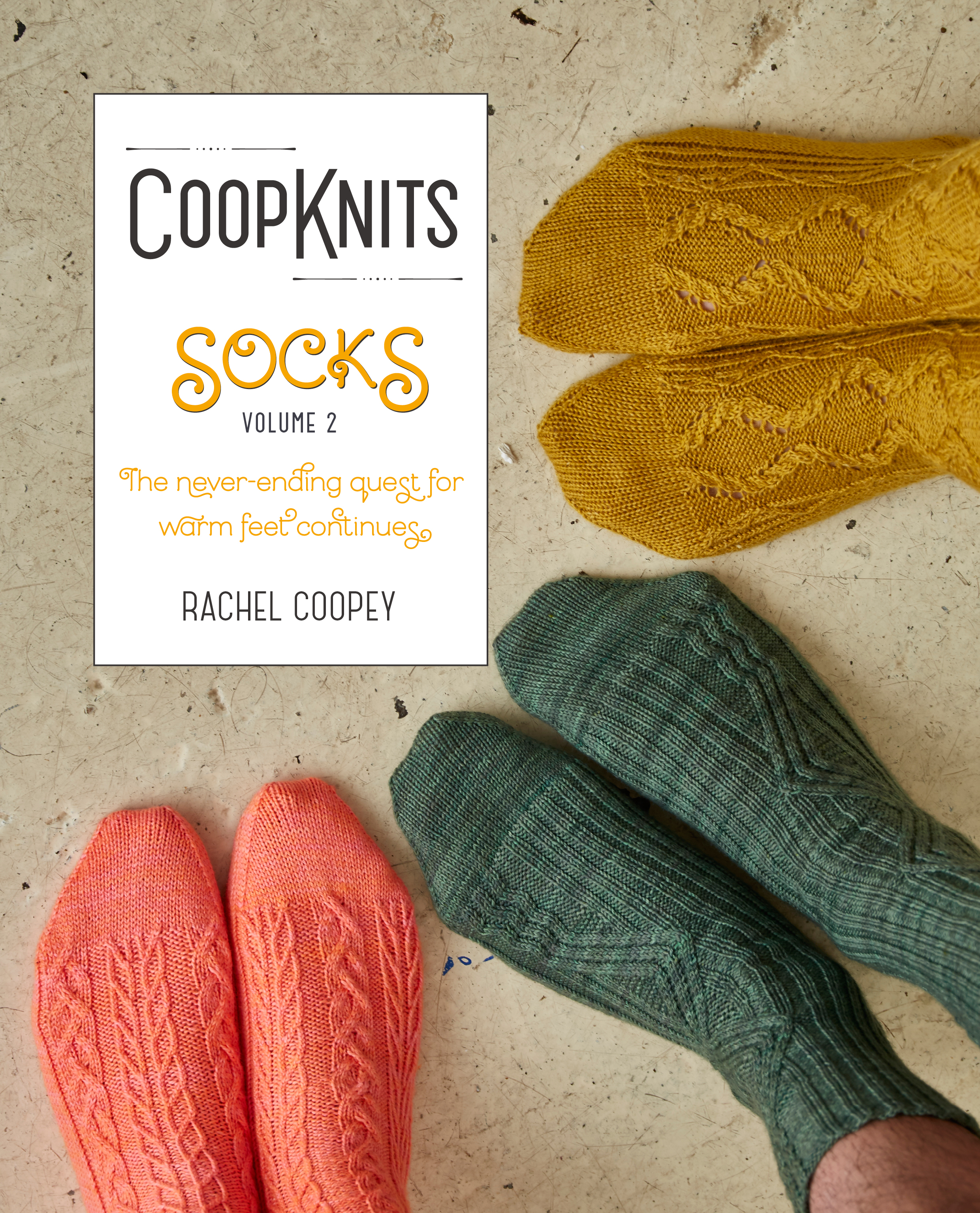 Coop Knits Socks Vol 2
