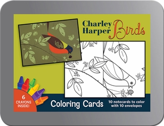 Click on the photo above to go to the Charley Harper Studio online shop, but don't blame me if bankruptcy results...!