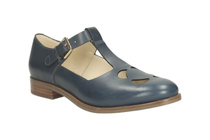 Orla Bobbie shoes, designed by Oral Kiely for Clarks. £120. Click on image to go to Clarks website.