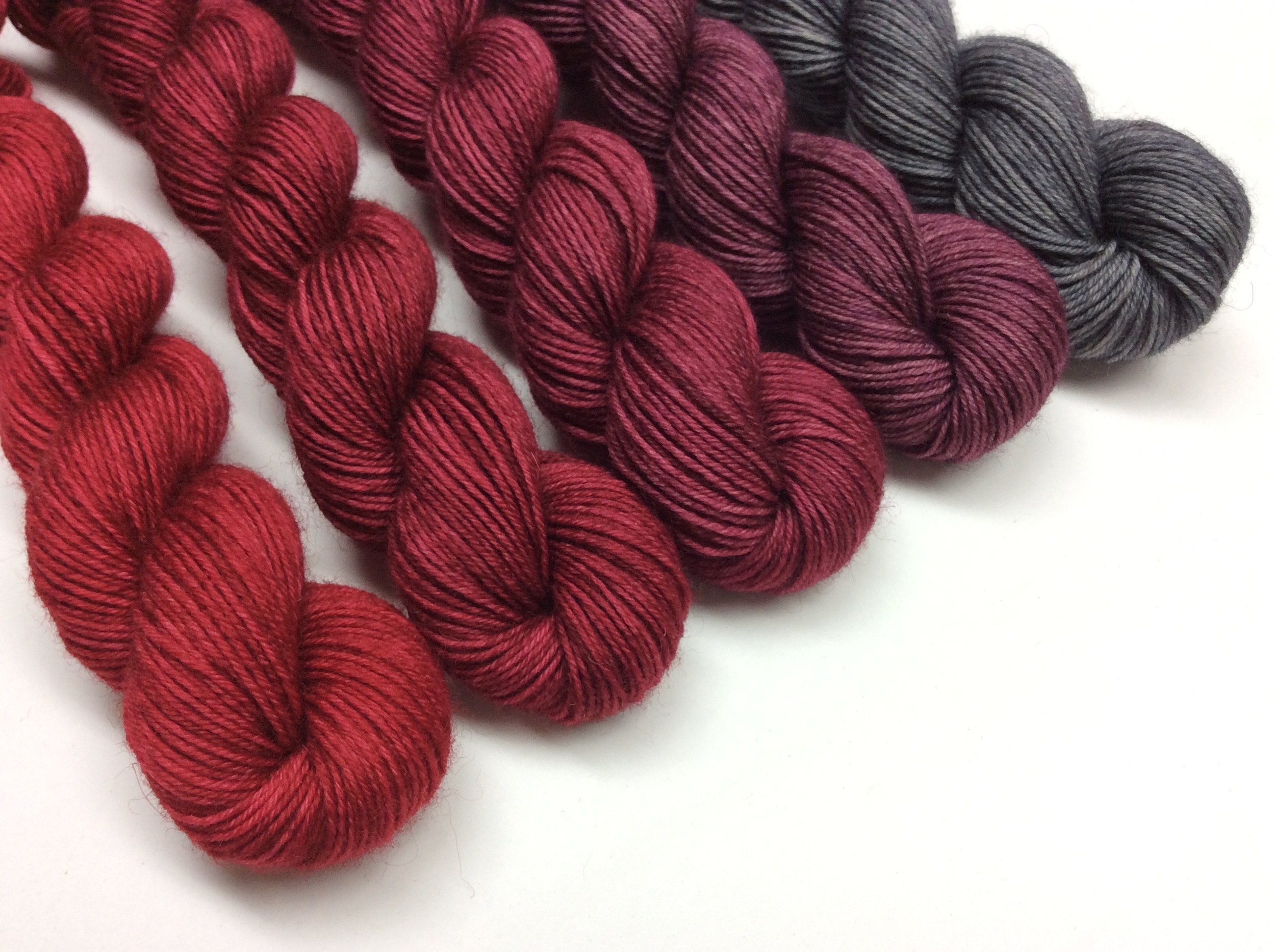 Gradient in Soliloquy - Cherry Pie to London Fog