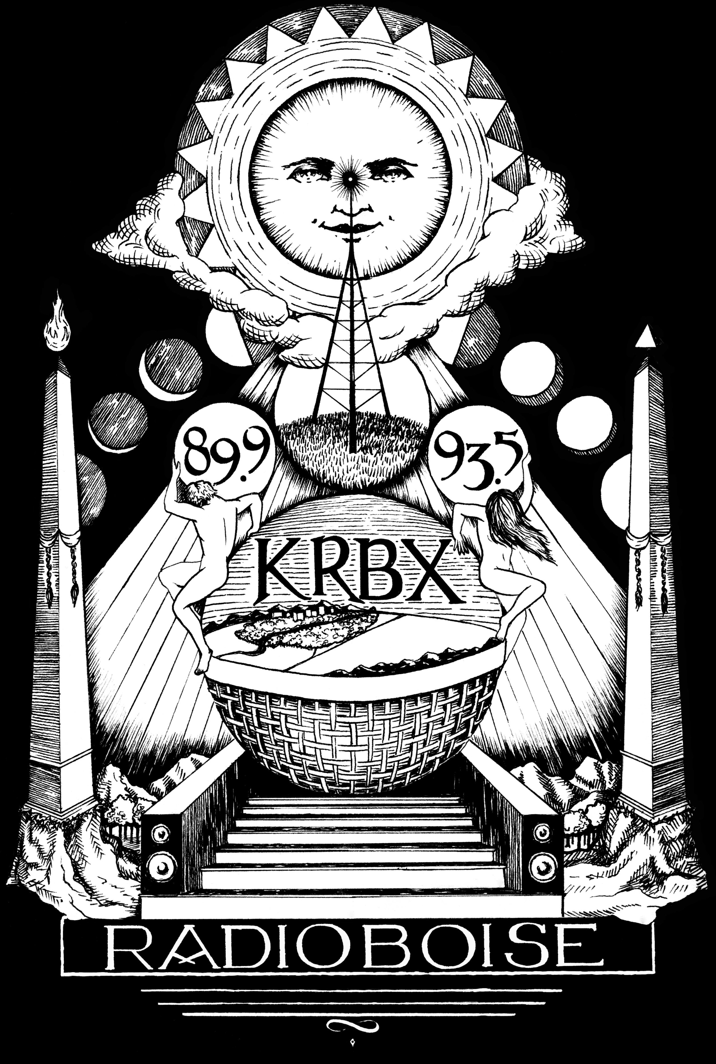Radio Boise KRBX